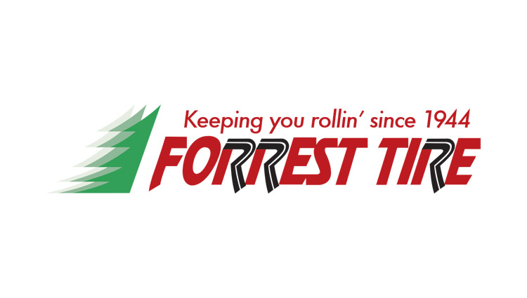 Forrest Tire Company Logo